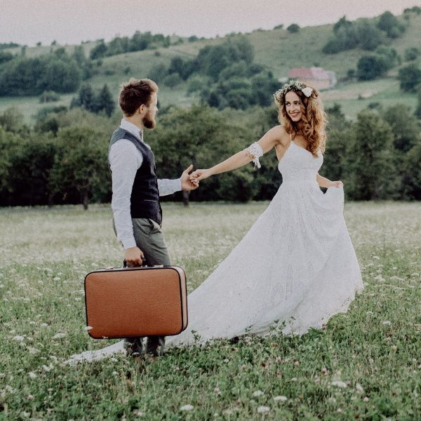 My top six tips for planning a 'dry hire' wedding
